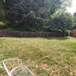 Crimson Properties 1358 and 1360 NW Hall Drive in Pullman Washington Near Washington State University - massive and fenced yard